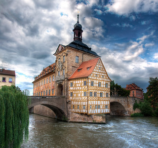 Town Hall of Bamberg in Germany | by Werner Kunz
