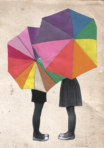 U is for Umbrella | by JessicaGill_Illustrator
