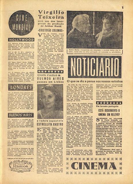 Século Ilustrado, No. 538, April 24 1948 - 6