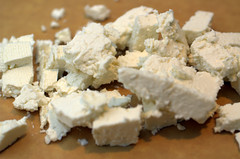 crumbled feta | by sassyradish