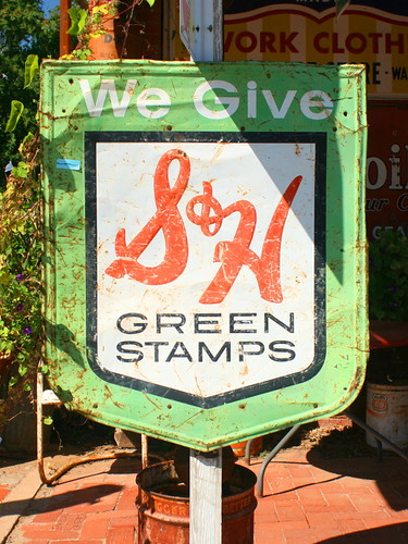 "S&H Green Stamps | by ""Caveman Chuck"" Coker"