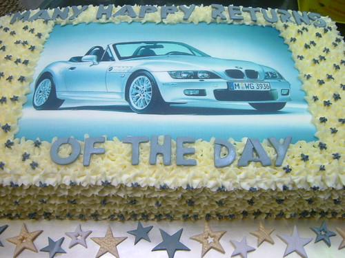 Edible Car Cake Decorations