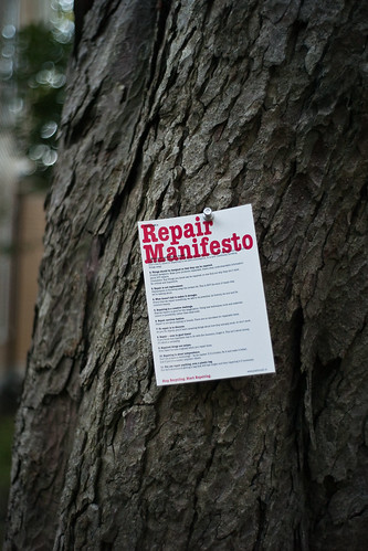 repair manifesto | by litherland