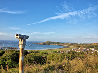Old Telescope on the Butes - Alderney | by neilalderney123