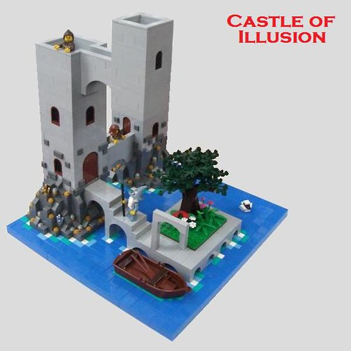 Castle of Illusion | by 2 Much Caffeine