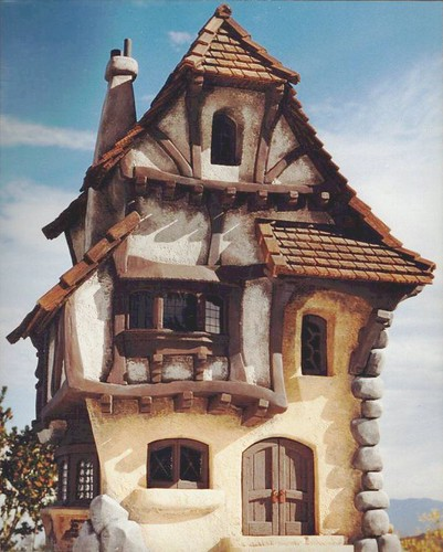 Fantasy Storybook House Model 12e (Color Corrected) | by ~RND Modelshop