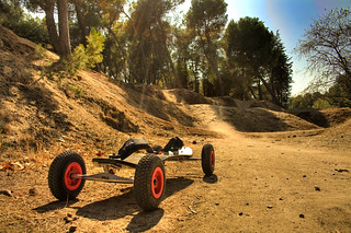 Mountainboarding . HDR | by .Cest.