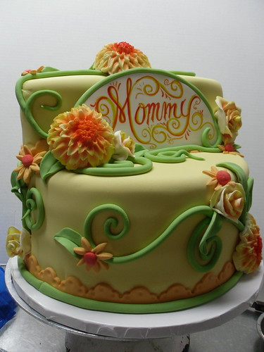 Mommy Cake | by Karen Portaleo