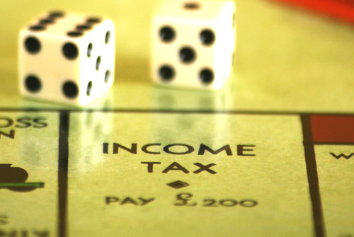 Income tax | by Alan Cleaver