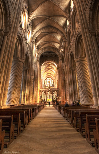 Durham Cathedral Nave | by Caffull