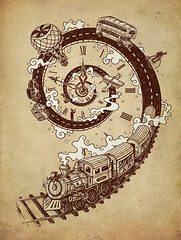 Time Travel | by enkel dika