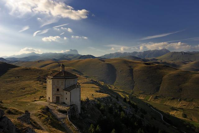 Gran Sasso da Rocca Calascio