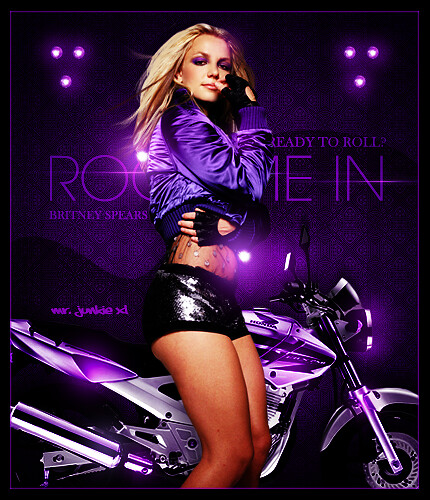 Rock Me In -- Are U Ready To Roll? (  Britney Spears ) | by Mr. Raul Carbajal