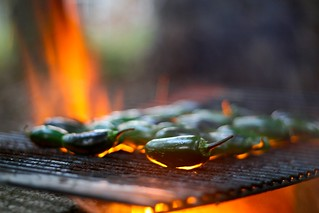 Fire Roasting Jalapeños | by Chiot's Run