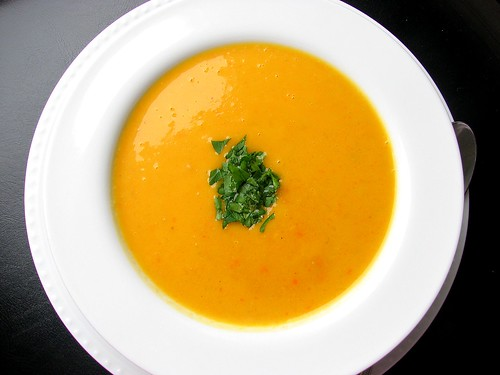 Butternut Squash Soup | by Tracey's Culinary Adventures