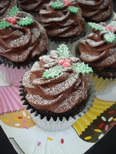 Chocolate Yule Log Cake Recipe Food Network