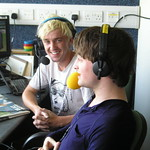 Harry Potter and Draco Malfoy on TMS