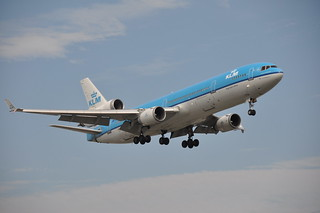"KLM MD-11 ""Florence Nightingale"" 