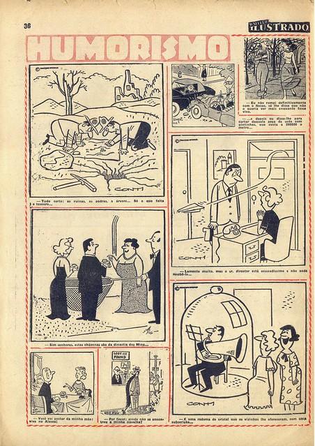 Século Ilustrado, No. 935, December 3 1955 - 34