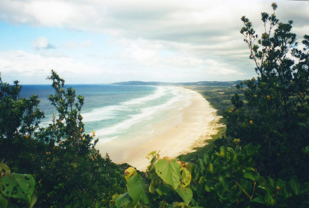 Seven Mile Beach Byron Bay