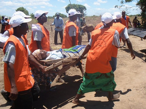 Mozambique disaster drill | by United Nations Development Programme