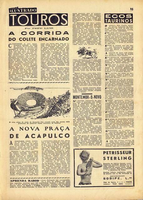 Século Ilustrado, No. 915, July 16 1955 - 14