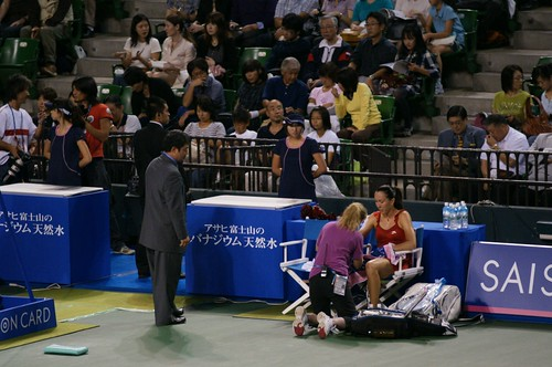 09 Oct. 3 Toray PPO Sharapova