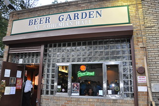 Beer Garden at Bohemian Hall, Astoria, Queens, New York | by Coney Gal