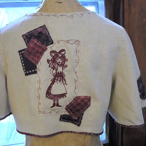 Alice_jacket_back | by DuhBe