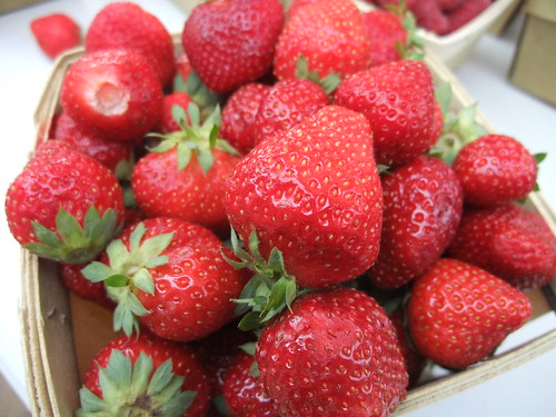 Strawberries from Crum's Strawberry Farm | by swampkitty