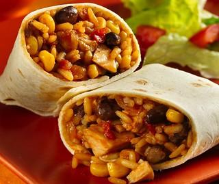 Chicken Burritos Recipe Ingredients 1 Tablespoon