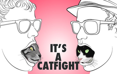 It's A Catfight! | by TEACHER E