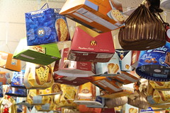 A Ceiling of Panettone