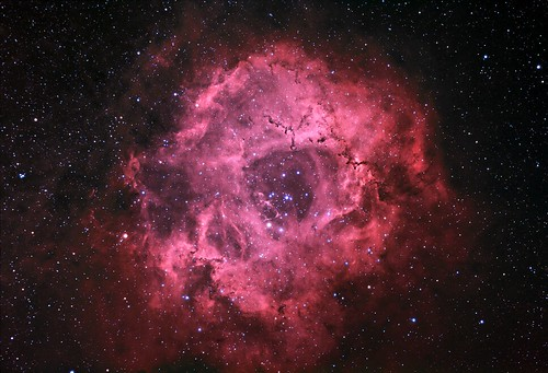 Rosette Nebula, HaRGB | by write_adam