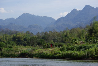The Mekong, Loas | by The Hungry Cyclist