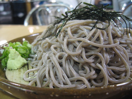 Cold Soba Noodles | by Ron Dollete