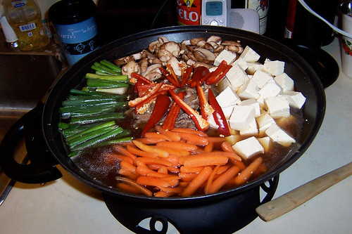 Richard's bulgogi stew | by maangchi