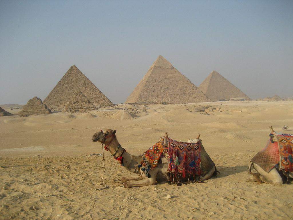 Memphis, Sakkara & Giza