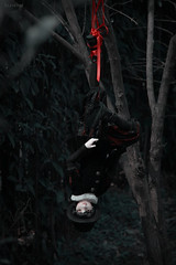 The Hanged Man | by aicyal