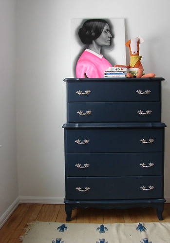 dresser after | by hownowdesign
