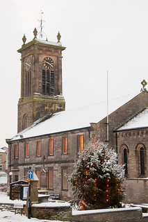 St Bartholomew's Church (Meltham Centre) In The Snow - Click For More | by GaryJS ™