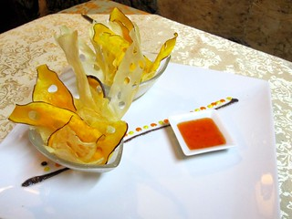 Fancy Potato Chips | by veganbackpacker