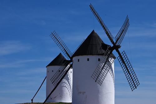 Molinos de Viento / Windmills