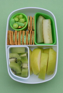 st. pat's day bento | by anotherlunch.com