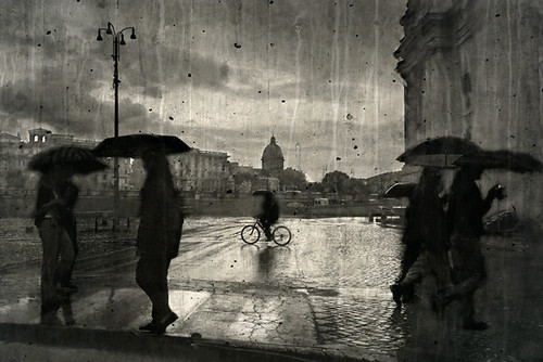 rains | by Irma Haselberger