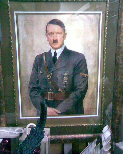 Hitler at a flea market | by ironskyfilm