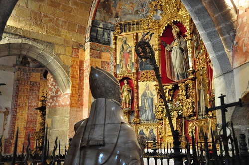 37 - Altar de Ermita de San Segundo - Avila - Spain