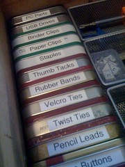 Organizing with Altoids Tins | by matthew_moss