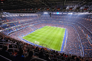 Real Madrid CF Stadium – Estadio Santiago Bernabéu, Madrid (Spain), HDR | by marcp_dmoz