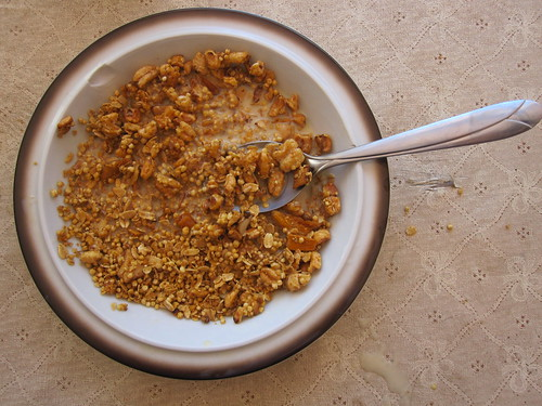 Quinoa Cereal | by veganbackpacker